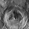 Gale Crater, Landing Site for Curiosity Rover