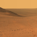 Perseverance Valley, Endeavour Crater